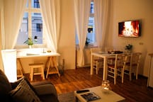 Very central apartment, cosy, downtown, modern,new