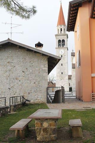 Villa Cecilia - Moruzzo  - Apartamento