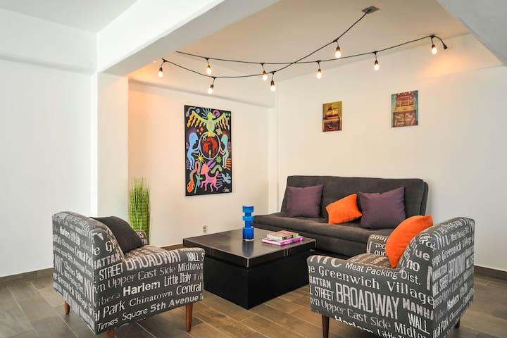 Roma Norte - Beautiful Apartment