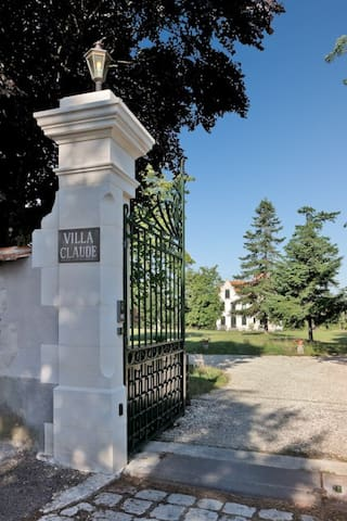 Suite Claude Boucher (4 épis) - Cognac - Bed & Breakfast