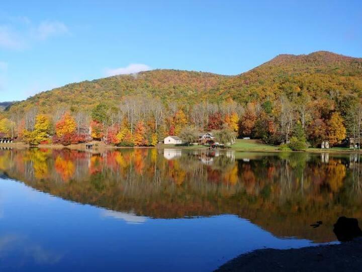 Paradise at the Lake
