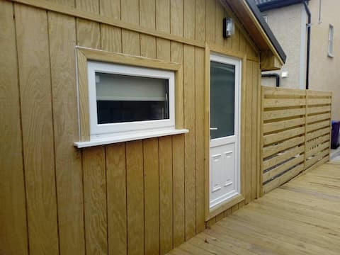 Comfy Studio Cabin