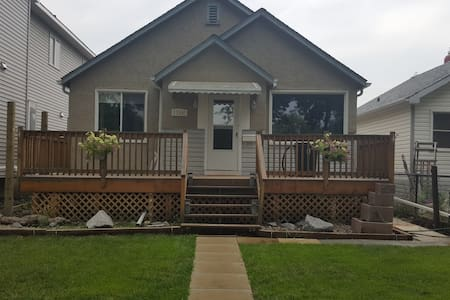 Affordable House - Close to NAIT and Downtown! - Edmonton
