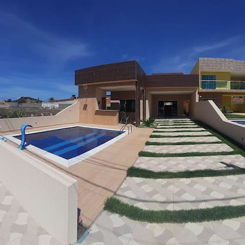 Casa de praia Paripueira - Condomínio Aquaville