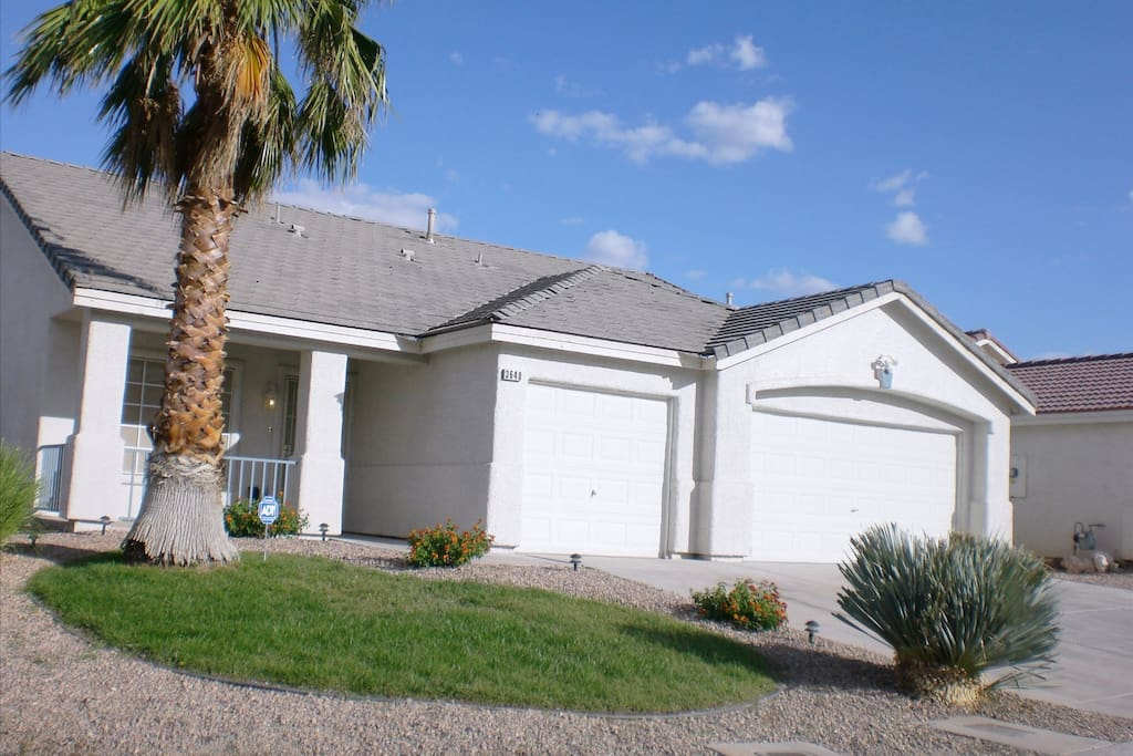 Private Home, gated community