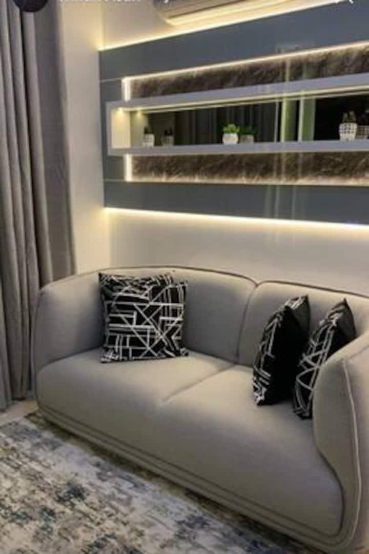 Apartmen borneoBay 1,5jt permalam free wifi