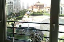 life in bosphorus city / wi fi