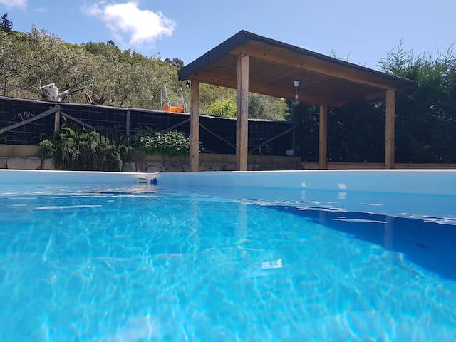 Casa Natura con piscina - Etna - Gole Alcantara