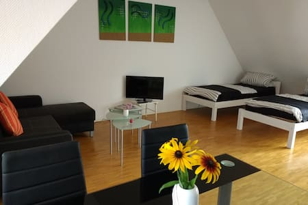 Domizil Domblick Ferienwohnung Speyer City ruhig - Speyer - Appartement
