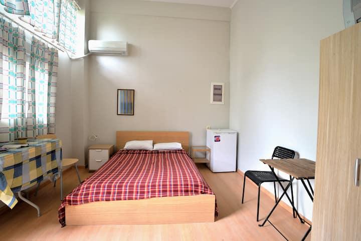 double studio, apart. Konstantinidis, Nea Potidea
