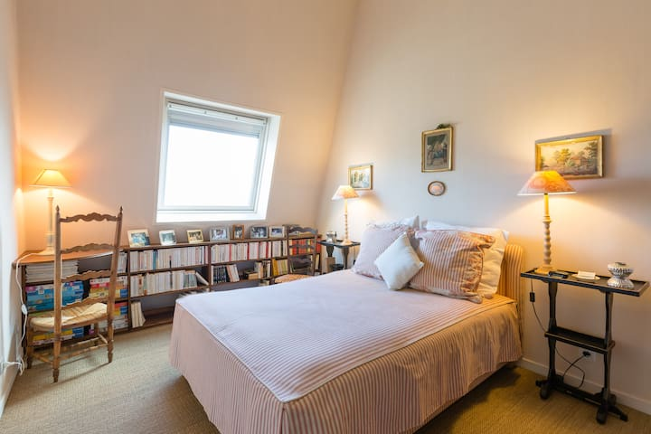 Chambre double - Rennes - Bed & Breakfast