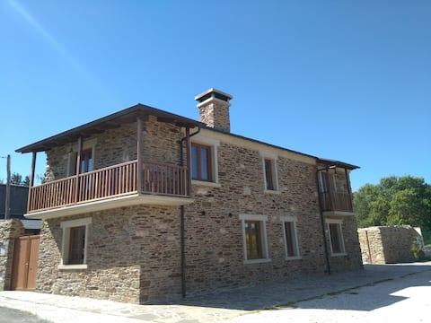 Casa rústica en Mañón