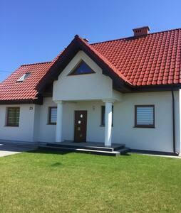 Large  house with a huge garden-dom na wyłączność