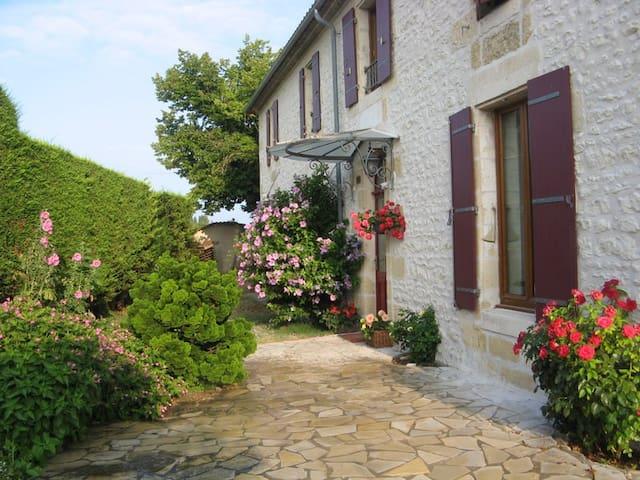 La petite Grange - Meschers-sur-Gironde - Gästehaus