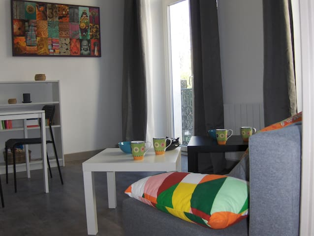 Mon Gîte en Pyrénées Catalanes à Vernet Les Bains - Vernet-les-Bains - Apartment