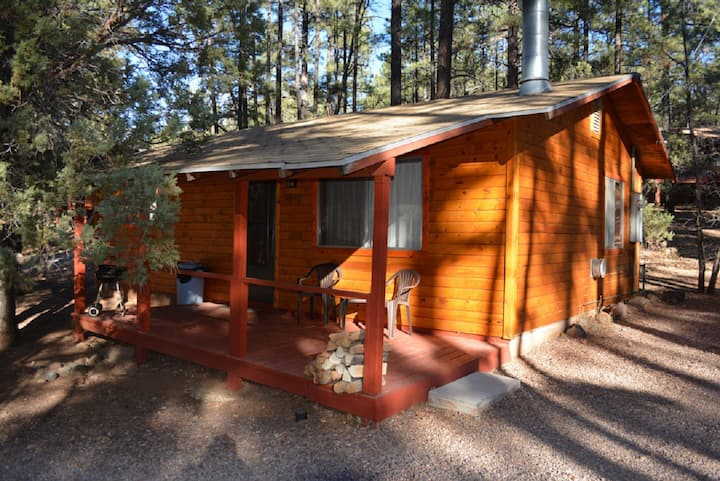 Whispering Pines Resort Cabin 17