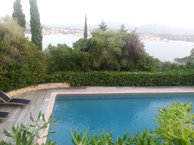 villa n°8 les terrasses de Oliviers