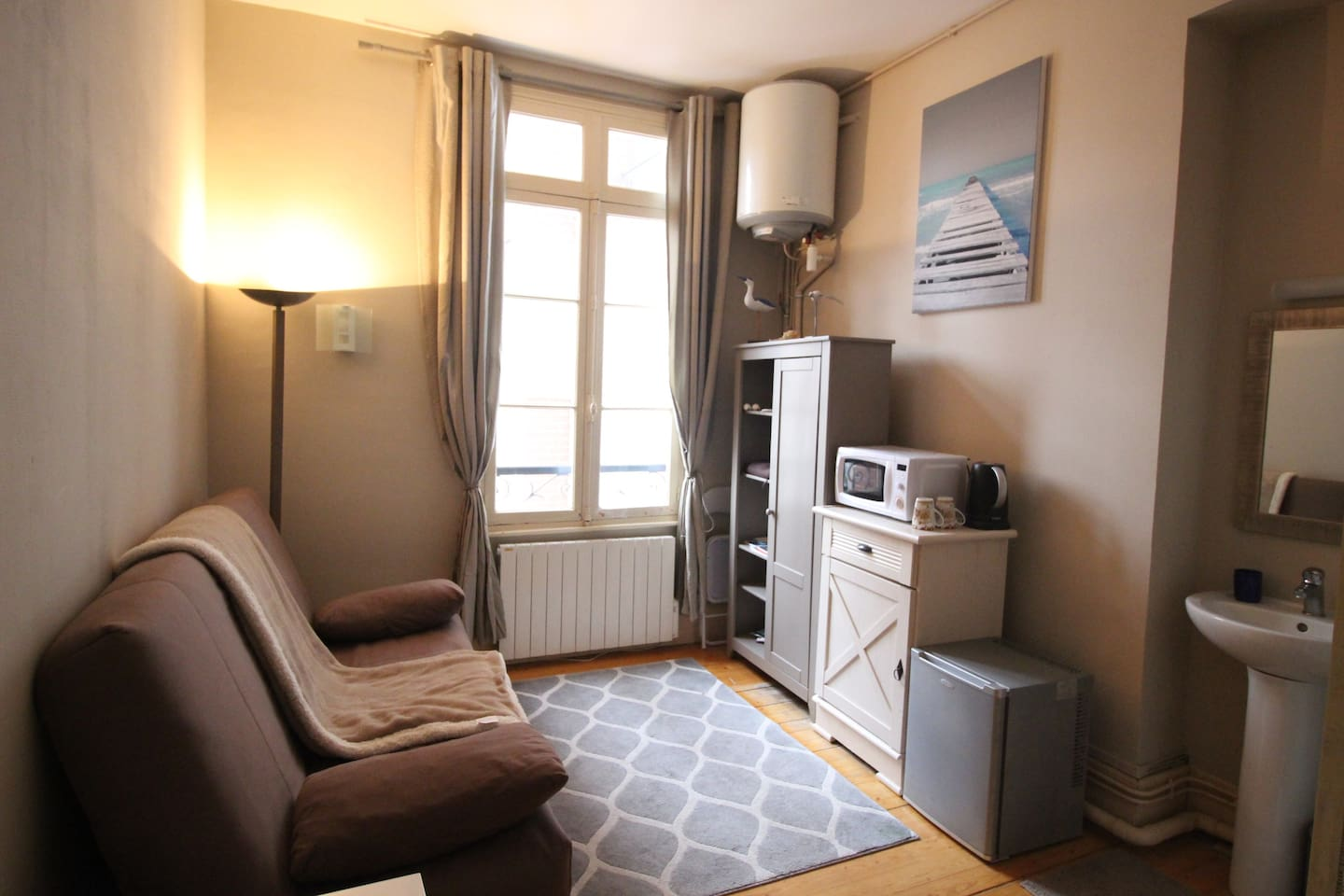 Chambre privative