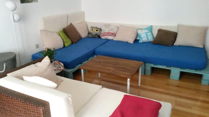 Cozy room in the city-centre - Stuttgart - Appartement