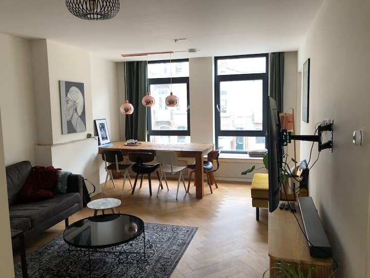 Beautiful luxury loft close to city centre