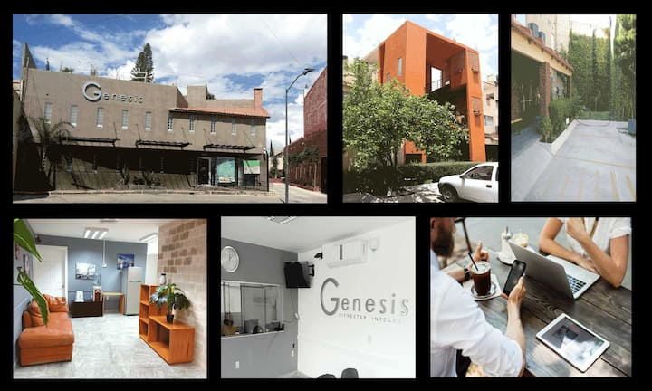 Genesis 7 Suites / Lofts