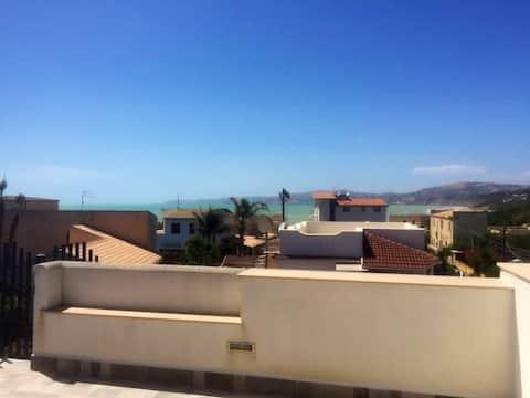 Casa Vacanza (mansarda) vicino lungomare San Leone