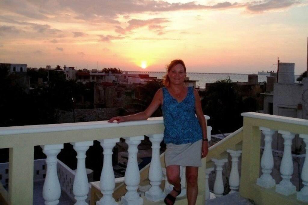 Progreso Beach House Charming Houses For Rent In Progreso