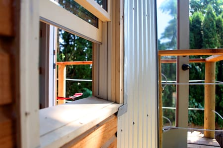 Tree House Tiny House and Main Home - Washougal - Rumah Pohon