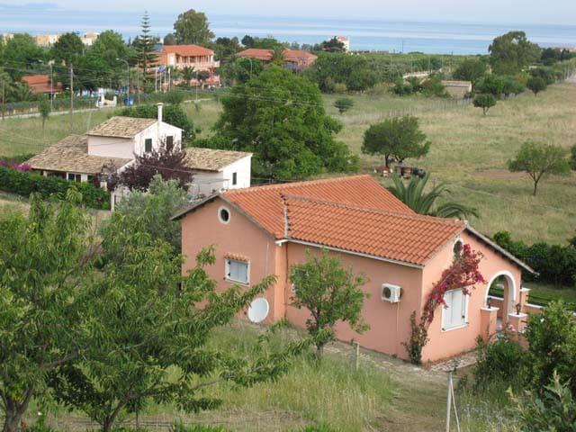 Villa Aphrodite - Corfu - Villa