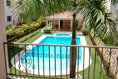 Pool and garden view apartment - Punta Cana