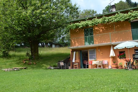 home in the nature - Ramponio Verna - Bed & Breakfast