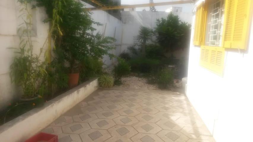 Villa confortable dans jardin lumineux - Dakar - Villa