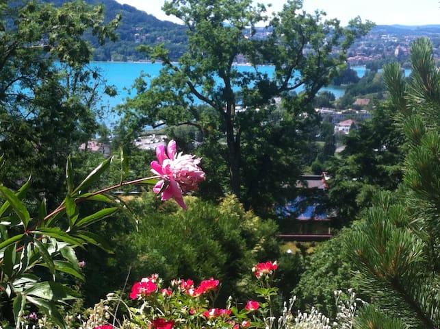 Beautiful Apartmement - Lake View - Annecy-le-Vieux - Apartment