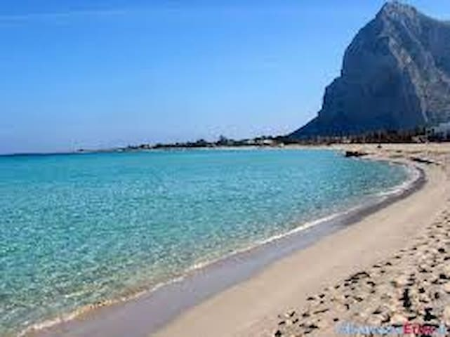 san vito lo capo - 300m beach - up to 6/7 people - San Vito lo capo - House