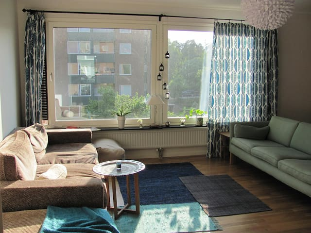 Comfy single room in green south - Stockholm - Wohnung