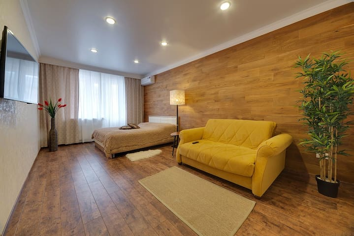 ★Стильная квартира² на Московской 99 | Sutki26™