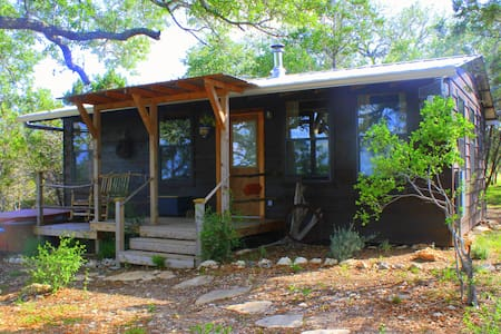 El Sol Cabin at Buffalo Bend Cabins - Wimberley - Cottage