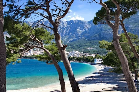 Studio by the beach & city centre 1 - Makarska - Casa