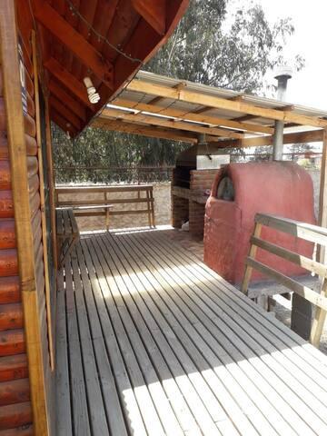 Cabaña Grande El Quisco