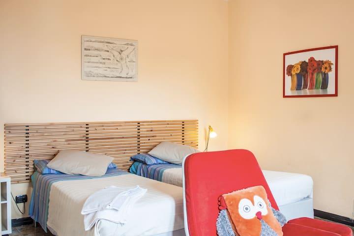 La stanza Girasoli