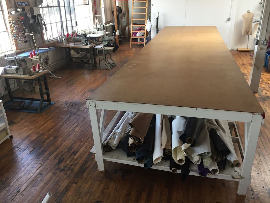 Beloved cutting table