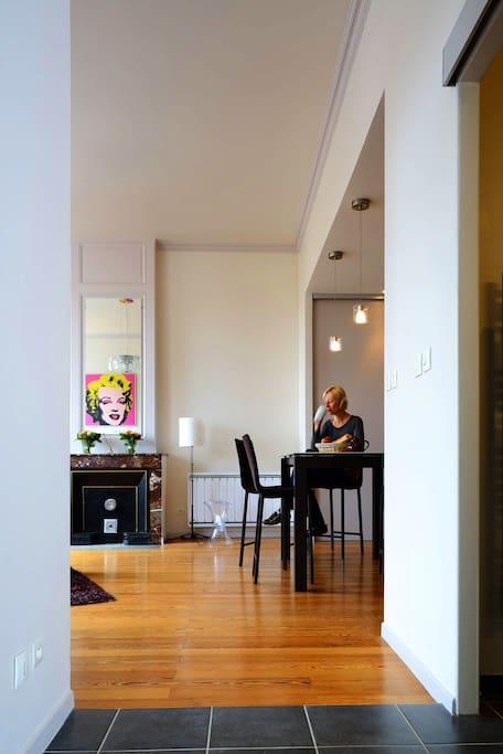 appartement cosy lyon croix rousse appartements louer lyon rh ne alpes france. Black Bedroom Furniture Sets. Home Design Ideas