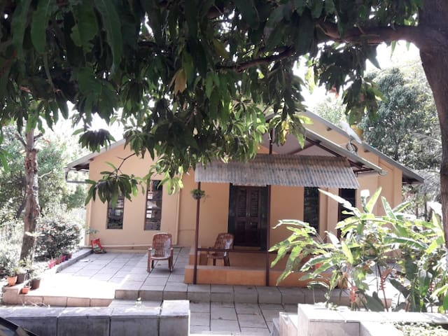 rainbow retreat , karjat