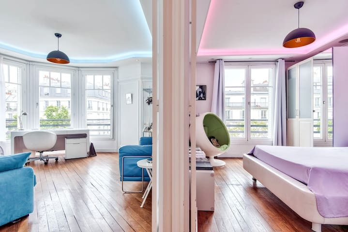 Luxury flat for 5 persons - Marais