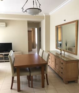 Spacious and Cozy Apartment Near Sudirman - Central Jakarta - Apartment