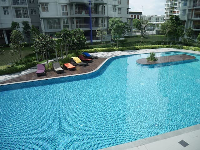 Little London #NEW# 3 Bedroom Condo nr Mid Valley