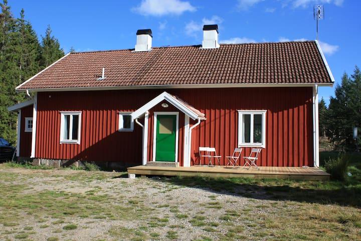 Kopparhagen - Koberg - Ale N - Talo
