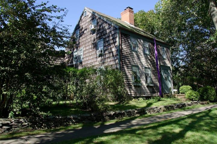 200 year old farmhouse/E.H. village