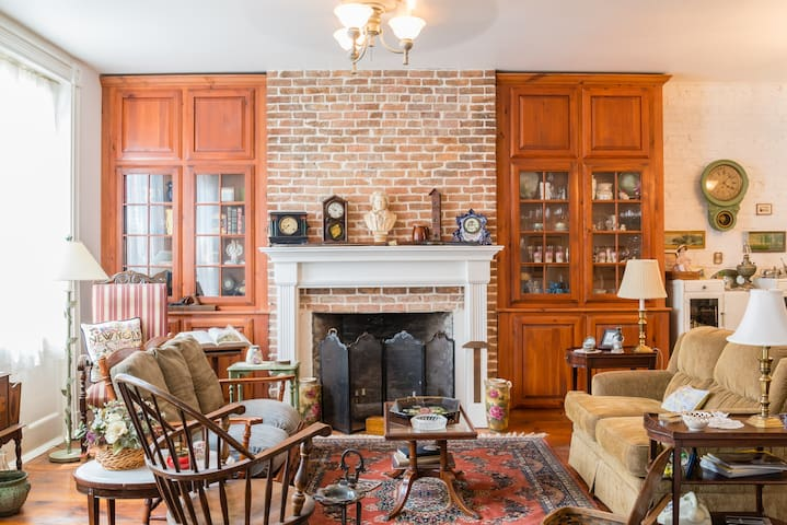 A Private En Suite Hudson New York - Hudson - House