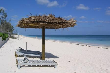 Bahamas Oceanfront Apartment